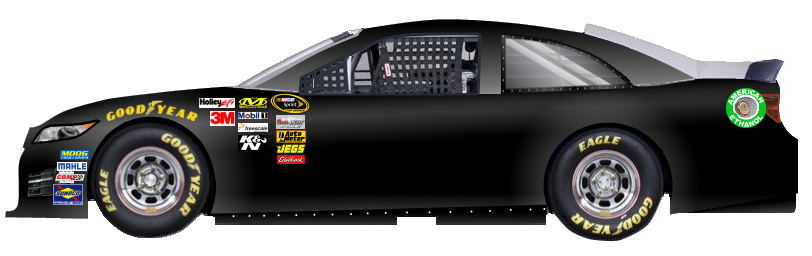 Thread: Official 2013 NASCAR Paint Scheme Thread.